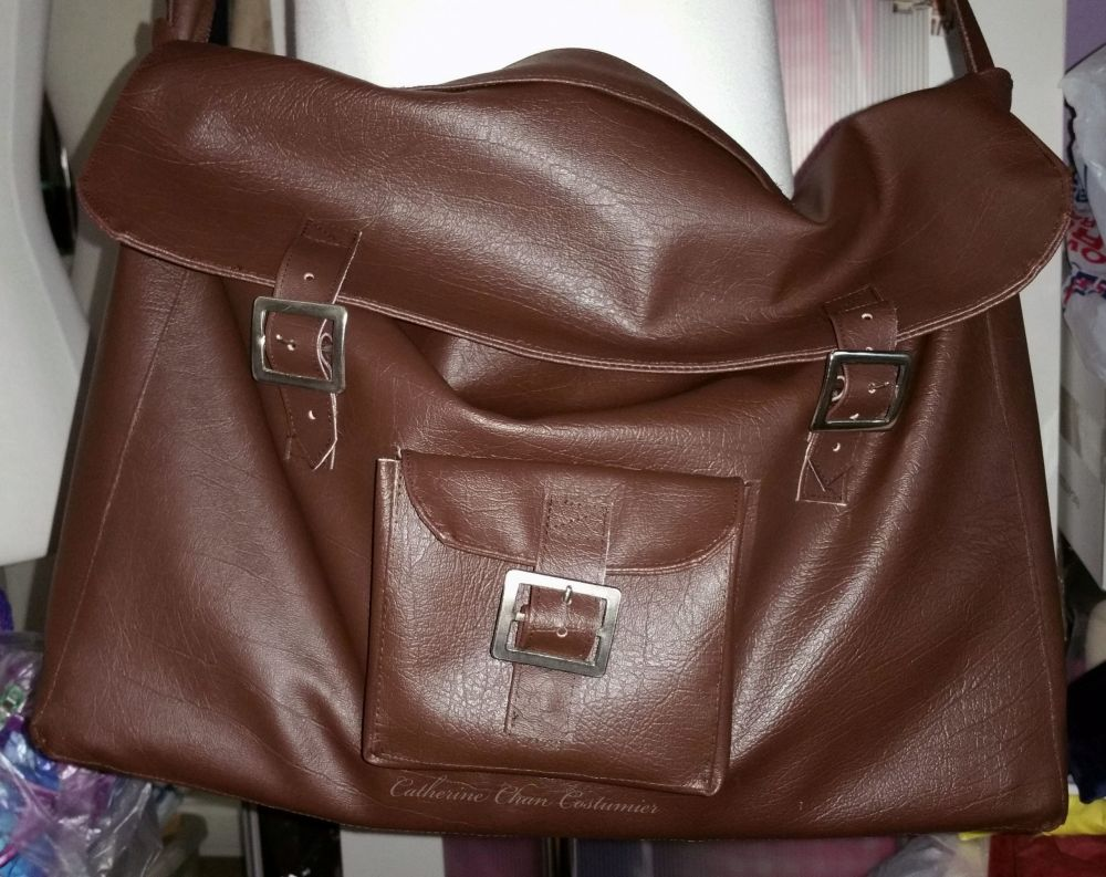 Val Jean's satchel