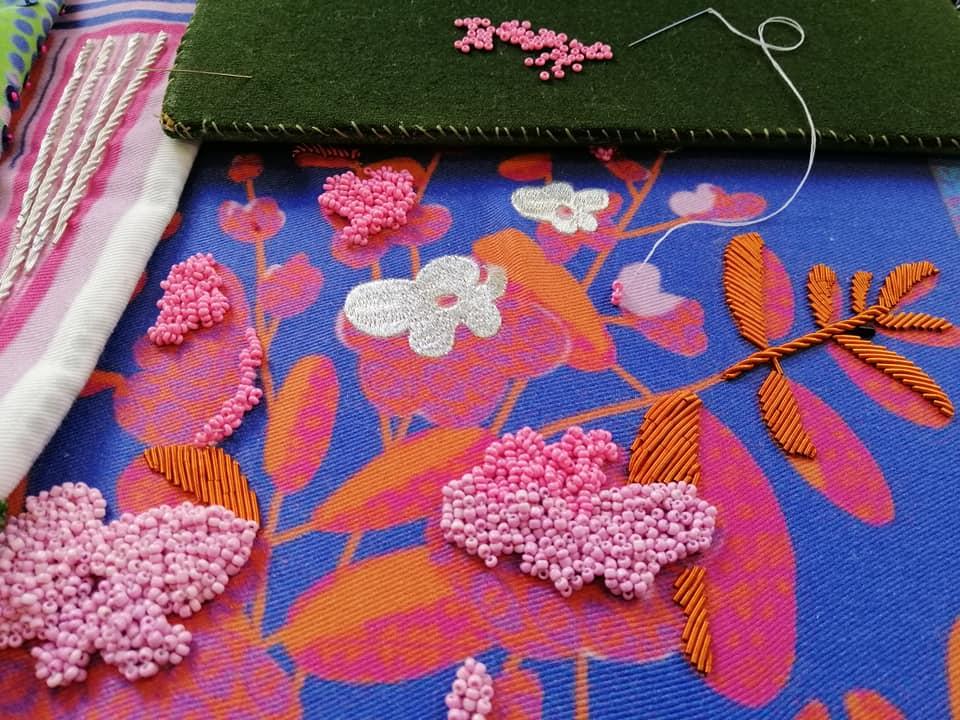 Hand & Lock Embroidery, London