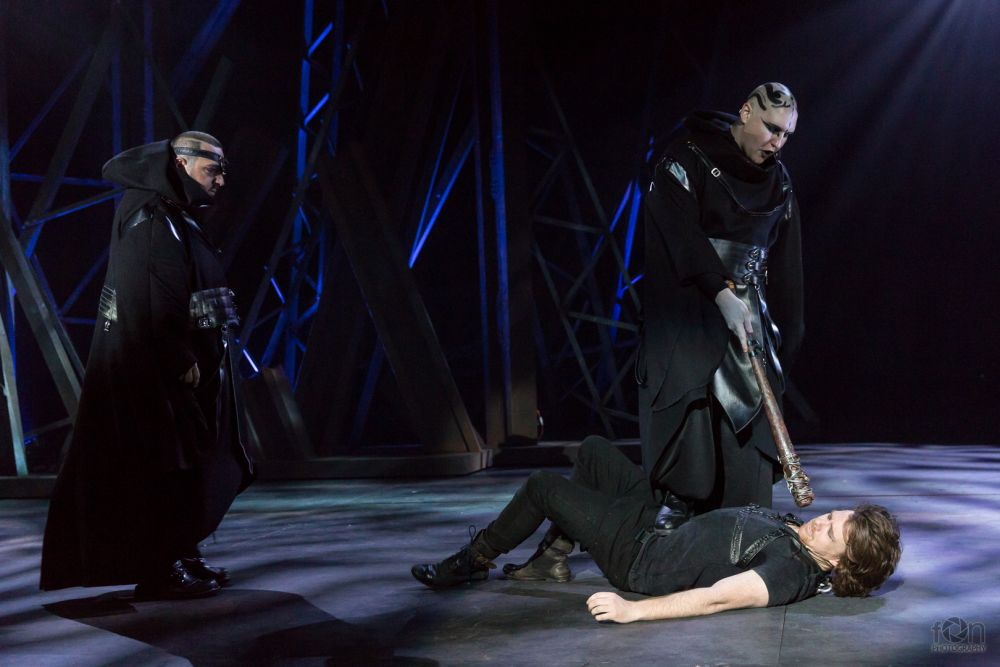 Caiaphas & Annas