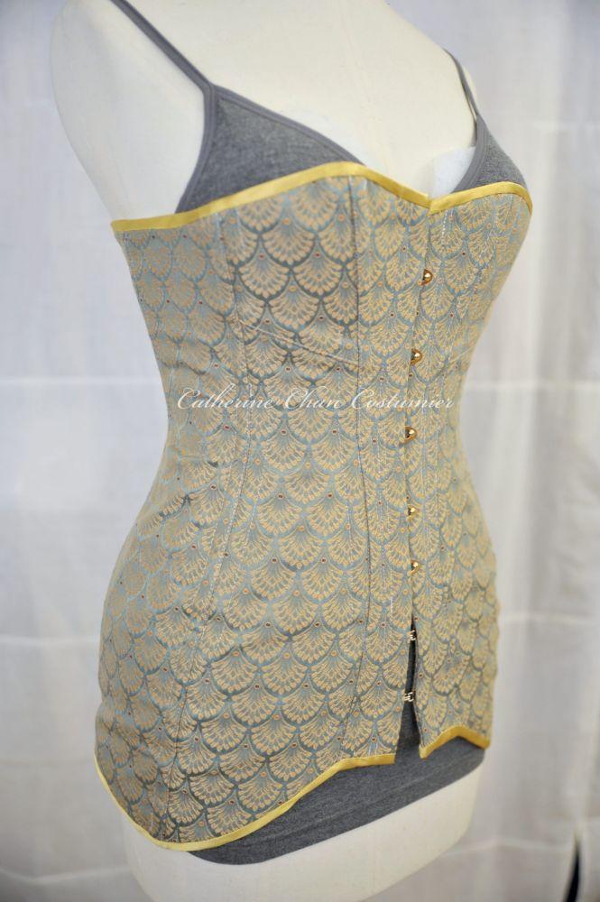 NCC - 1910s corset