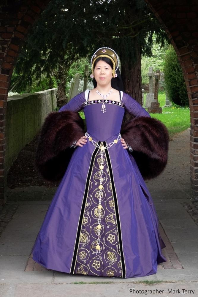 NCC - Tudor Lady