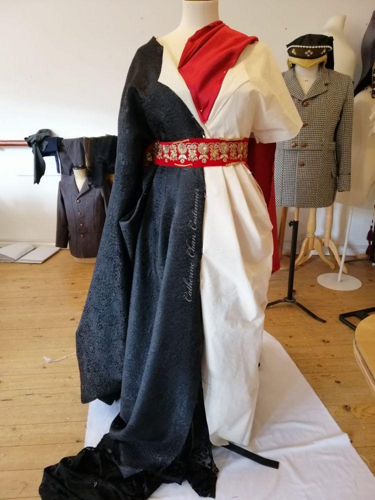 Draping fabrics